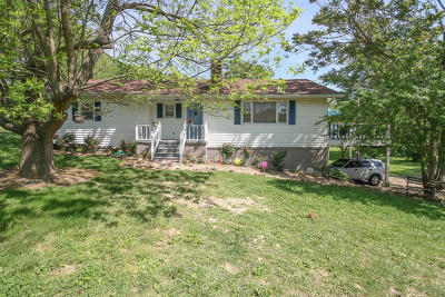 Rogersville Single Family Home For Sale: 7931 East Farm Road 156
