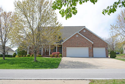 Branson West Single Family Home For Sale: 362 Hidden Shores Drive