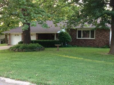 Aurora Single Family Home For Sale: 509 East Glendale