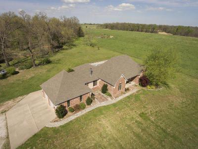 Monett Single Family Home For Sale: 5442 Farm Road 1040