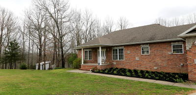 Highlandville Single Family Home For Sale: 350 Amber Drive