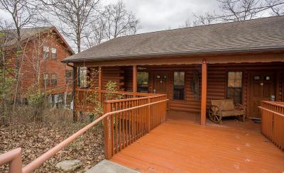 The Cabins At Grand Mountain Condo/Townhouse For Sale: 285 Oakridge Road #1