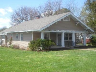 Aurora Single Family Home For Sale: 417 South Lincoln Avenue