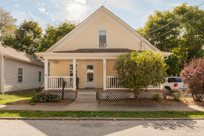 Springfield Single Family Home For Sale: 1046 West Monroe Terrace