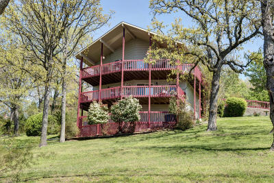 Barry County, Stone County, Taney County Single Family Home For Sale: 6 O'leary