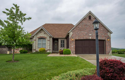 Hollister MO Single Family Home Active w/Contingency: $350,000