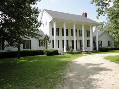 Forsyth Single Family Home For Sale: 200 Plantation Road Road