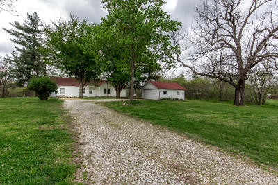 Willard Single Family Home For Sale: 6659 North State Highway Hh