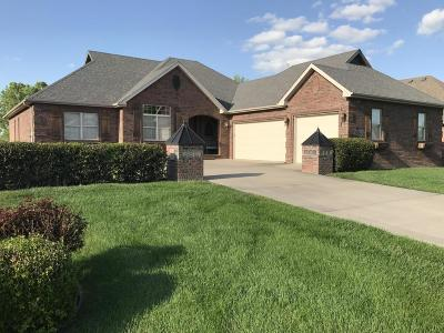 Nixa Single Family Home For Sale: 1007 West Denali Drive