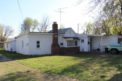 Monett Single Family Home For Sale: 1103 East Park