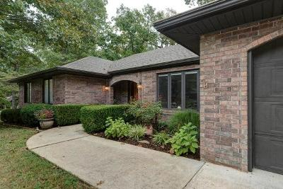 Forsyth Single Family Home Active w/Contingency: 150 Hobart Drive