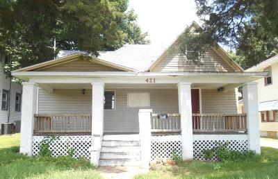 Springfield Multi Family Home For Sale: 1426 West State Street