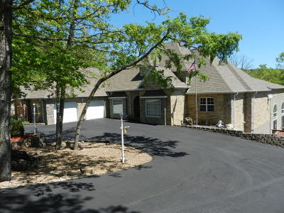 Branson West Single Family Home For Sale: 498 Angora Road