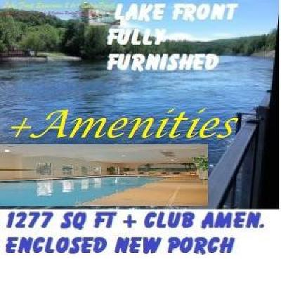 Fall Creek Condos, Fall Creek Log Cabin Estates, Fall Creek Resort, Fall Creek RV Estates Condo/Townhouse For Sale: 80 Angler's Point Drive #4
