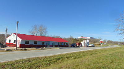 Commercial For Sale: Rr1 Highway 95