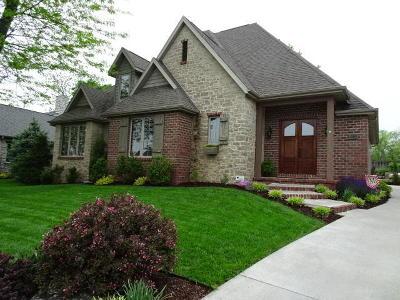 Nixa Single Family Home For Sale: 853 East Grafton Drive