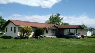 Bolivar Single Family Home For Sale: 1315 East 475th Road