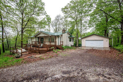 Rogersville Single Family Home For Sale: 2806 South State Highway 125