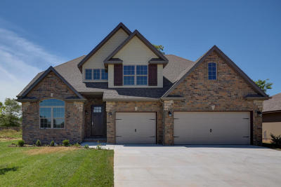 Nixa MO Single Family Home For Sale: $339,000