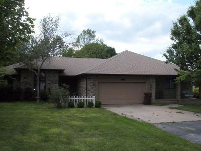 Ozark Single Family Home For Sale: 4801 North 16th Street