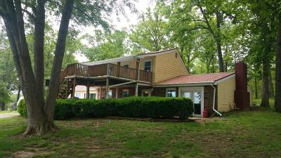 Cedar County Single Family Home For Sale: 20250 South 1485 Road