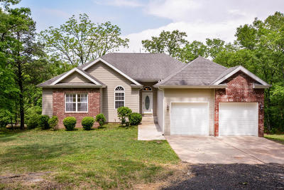 Branson MO Single Family Home For Sale: $230,000