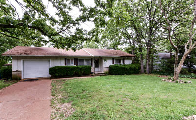 Branson Single Family Home For Sale: 53 Locust Lane