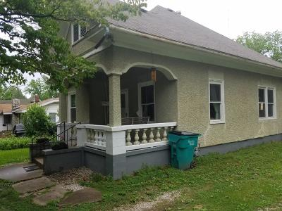 Springfield Single Family Home For Sale: 2244 North Jefferson Avenue