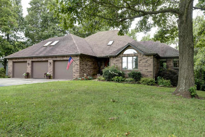 Battlefield MO Single Family Home For Sale: $429,900