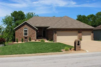 Rogersville Single Family Home For Sale: 425 Bailiwick Drive
