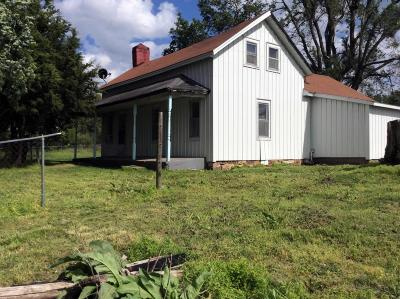 Bolivar Single Family Home For Sale: 869 Hwy 32