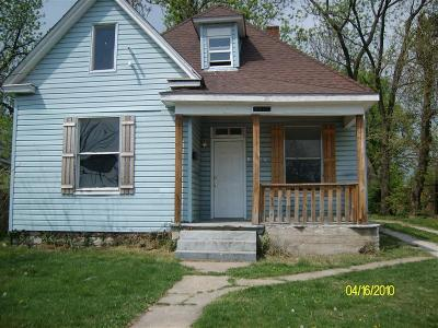 Springfield Multi Family Home For Sale: 1117 West Division Street