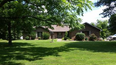 Bolivar Single Family Home For Sale: 4419 South 150th Road