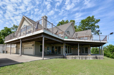 Branson Single Family Home For Sale: 440 Compton Ridge Road