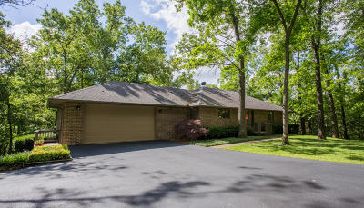 Single Family Home For Sale: 25075 Stallion Bluff Road