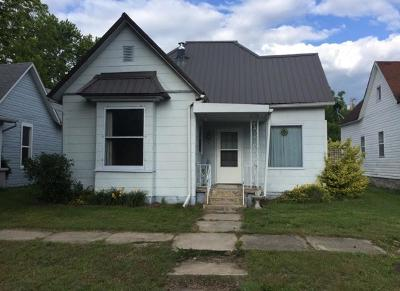 Monett Single Family Home For Sale: 611 5th Street