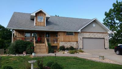 Ozark MO Single Family Home For Sale: $269,900