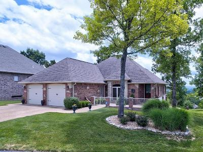 Branson, Branson West Single Family Home For Sale: 58 Southwind Circle