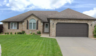 Nixa MO Single Family Home For Sale: $319,900