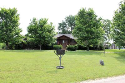 Shell Knob Single Family Home For Sale: 341 Buffalo Valley Trail