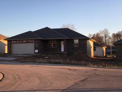 Monett Single Family Home For Sale: 403 Prairie Lane