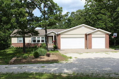 Hermitage Single Family Home For Sale: Rt 2 #2389