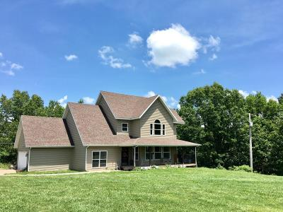 Highlandville Single Family Home For Sale: 996 Seveno Ridge Road