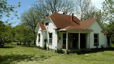 Marionville Single Family Home For Sale: 201 North College Avenue
