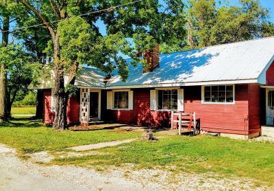 Fair Play Single Family Home For Sale: 108 North Chestnut Street