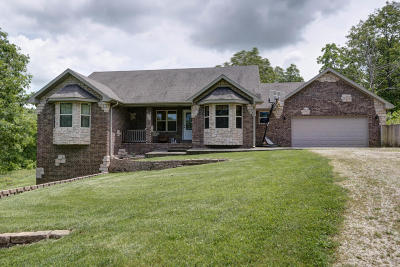 Fordland Single Family Home For Sale: 588 Turkey Creek Lane
