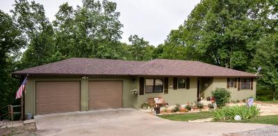 Walnut Shade Single Family Home For Sale: 194 Deer Mountain Road