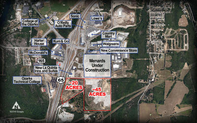 Taney County Residential Lots & Land For Sale: Tbd Birch Street