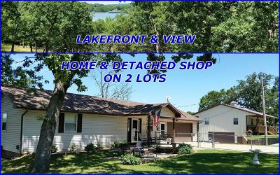 Kimberling City Single Family Home For Sale: 101 Shortleaf Lane