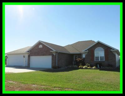 Bolivar Single Family Home For Sale: 4619 South 149th Road
